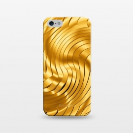 iPhone 5/5E/5s  Goldie X by Art Design Works