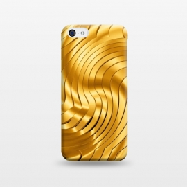 iPhone 5C  Goldie X by Art Design Works