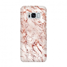 ROSE GOLD MARBLE by Art Design Works