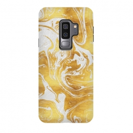 Galaxy S9 plus  White Dragon Marble by