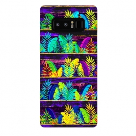 Galaxy Note 8  Tropical XIII by Art Design Works