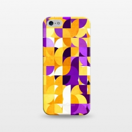 iPhone 5/5E/5s   Geometric XXV by Art Design Works