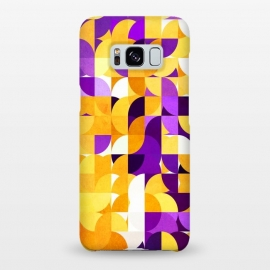 Galaxy S8+   Geometric XXV by Art Design Works