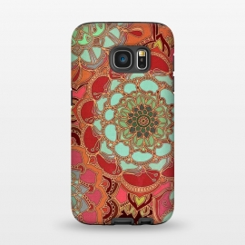 Galaxy S7  Baroque Obsession by Micklyn Le Feuvre