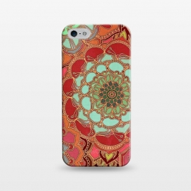 iPhone 5/5E/5s  Baroque Obsession by Micklyn Le Feuvre