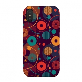 colorful rounded shapes by TMSarts