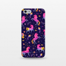 iPhone 5/5E/5s  Unicorn Jubliee by gingerlique