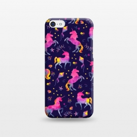iPhone 5C  Unicorn Jubliee by gingerlique