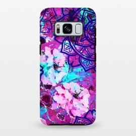 Galaxy S8 plus  Mandala in Acrylic by