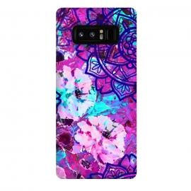 Galaxy Note 8  Mandala in Acrylic by