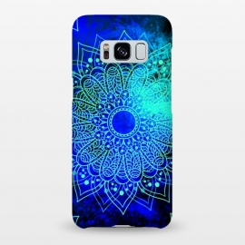Galaxy S8+  Sea Inside a Mandala by Rossy Villarreal