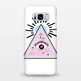 Galaxy S8+  Evil Eye by MUKTA LATA BARUA