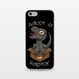 iPhone 5/5E/5s  Adopt a Raptor by Vincent Patrick Trinidad