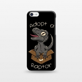 iPhone 5C  Adopt a Raptor by Vincent Patrick Trinidad