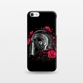 iPhone 5C  Blooming Dark Son by Vincent Patrick Trinidad
