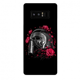 Galaxy Note 8  Blooming Dark Son by Vincent Patrick Trinidad