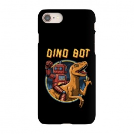 iPhone 8/7  Dino Bot by Vincent Patrick Trinidad
