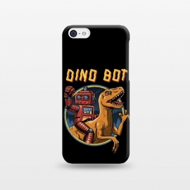 iPhone 5C  Dino Bot by Vincent Patrick Trinidad