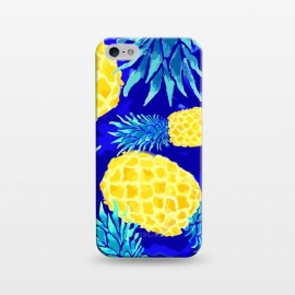 iPhone 5/5E/5s  Pineapple Crush by MUKTA LATA BARUA