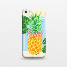 iPhone 5C  Pineapple Love 2 by MUKTA LATA BARUA (fruit, food, pineapple)