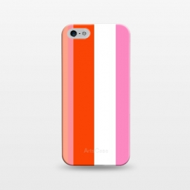 iPhone 5/5E/5s  Colorful Stripes by