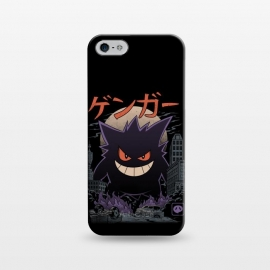 iPhone 5/5E/5s  Ghost Kaiju by Vincent Patrick Trinidad