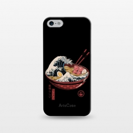 iPhone 5/5E/5s  Great Ramen Wave by Vincent Patrick Trinidad