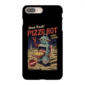 Pizza Bot by Vincent Patrick Trinidad