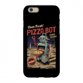 iPhone 6/6s  Pizza Bot by Vincent Patrick Trinidad