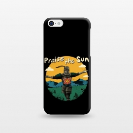iPhone 5C  The Sound of Dark Souls (Praise the Sun) by Vincent Patrick Trinidad