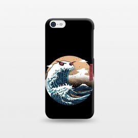iPhone 5C  The Great Monster of Kanagawa by Vincent Patrick Trinidad