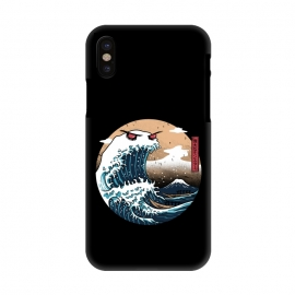 iPhone X  The Great Monster of Kanagawa by Vincent Patrick Trinidad