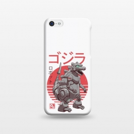 iPhone 5C  Zilla Bot by Vincent Patrick Trinidad