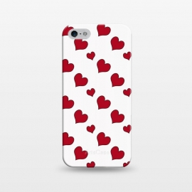 iPhone 5/5E/5s  hearts by Vincent Patrick Trinidad