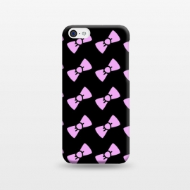 iPhone 5C  pink ribbon by Vincent Patrick Trinidad