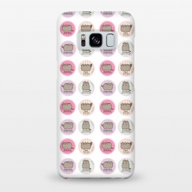 Galaxy S8+  pusheen cat by Vincent Patrick Trinidad