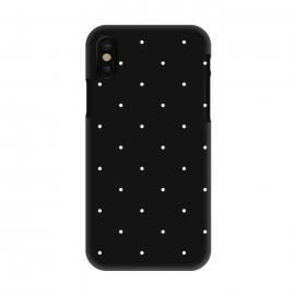 iPhone X  small dots by Vincent Patrick Trinidad
