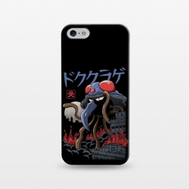 iPhone 5/5E/5s  Poison Kaiju by