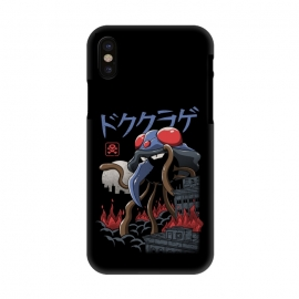 iPhone X  Poison Kaiju by Vincent Patrick Trinidad
