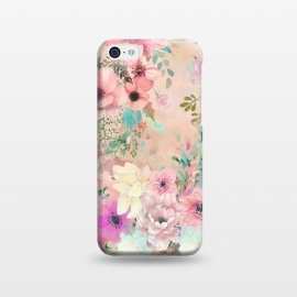 iPhone 5C  Botanical Fragrances in Blush Cloud II by ''CVogiatzi.