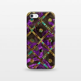 iPhone 5C  Pattern LXXXV by Art Design Works