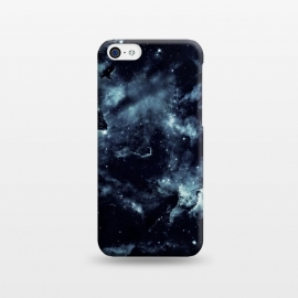 iPhone 5C  Galaxy black by Jms