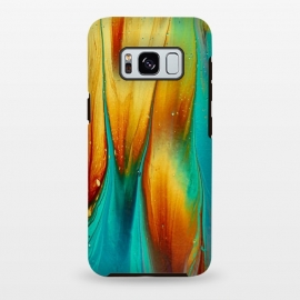 Colorful Ink Marble by Utart