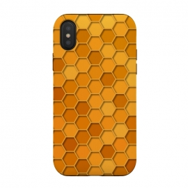 Hexagonal Honeycomb Pattern by Quirk It Up