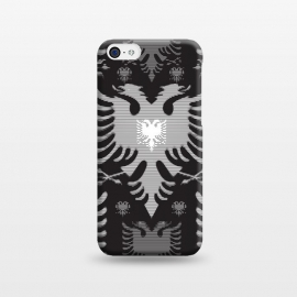 iPhone 5C  Stylized eagle 3 by Bledi