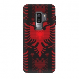 Galaxy S9 plus  Stylized eagle 7 by