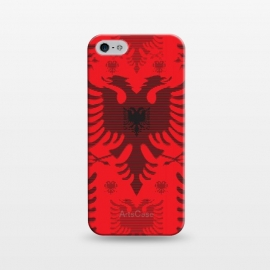 iPhone 5/5E/5s  Stylized eagle 8 by Bledi