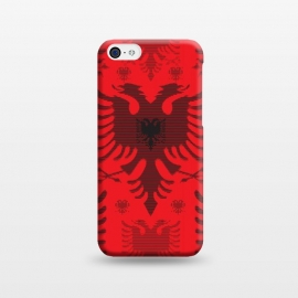 iPhone 5C  Stylized eagle 8 by Bledi