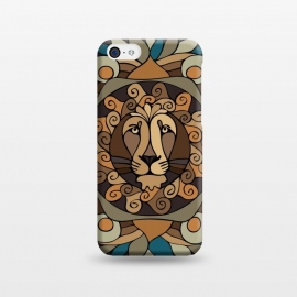 iPhone 5C  MandaLion by Majoih