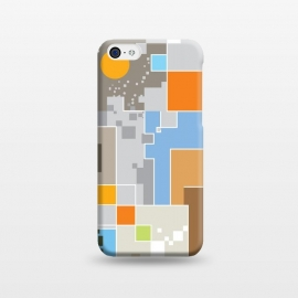 iPhone 5C  Abstract Geometric Creation by Bledi